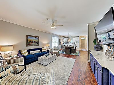 Photo for 4BR Townhome Vacation Rental in Pawleys Island, South Carolina