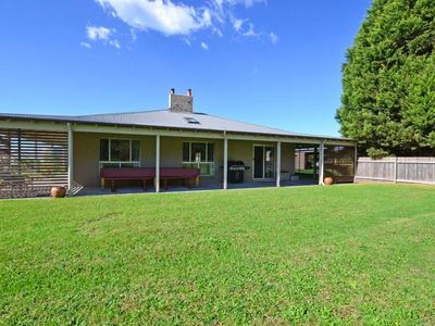 Photo for Modern comfortable well equipped farmhouse. Animals to feed. Amazing bush walks.