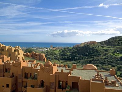 Photo for Luxury 2 Bedroom, 2 Bathroom Apartment On Coto Real Duquesa