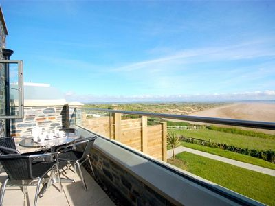 Photo for The Tides, Saunton - Two Bedroom Apartment, Sleeps 4