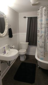 Photo for 1200 SqFt Condo Above Abolitionist Ale Works Charles Town w/ Laundry & Deck #201