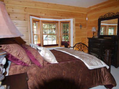 Photo for Spectacular Cabin, Walking Distance To Payette Lake.SPECIAL RATE FOR JUNE!!!
