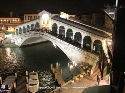 Photo for Lux Rialto amazing view over Rialto and Grand Canal