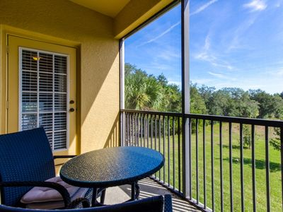 Photo for 2 Mins From Disney 3 Bedroom Condo Overlooking the Lake On Oakwater Resort