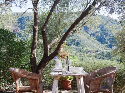 Photo for House with character-5 Terre-Levanto/Dosso hamlet:sea,countryside,walks, relax!