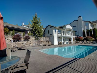 Photo for Spacious condo across from Don Morse City Park & lake access w/ shared pool