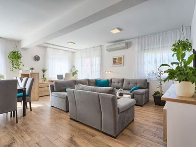 Photo for Vacation home Bokan in Pula - 8 persons, 3 bedrooms