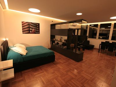 Photo for EUR LUXURY AND BRIGHT LOFT