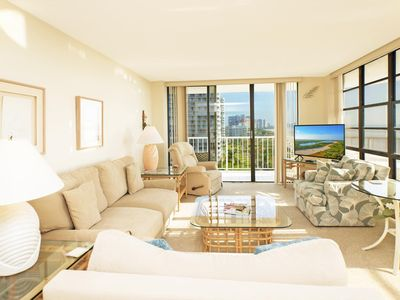 Photo for Front Condominium with Amazing Views Updated on the 8th floor.