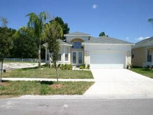 Photo for 945 Emerald Green Ct: 4 BR / 3 BA 4 bedroom house in Kissimmee, Sleeps 8