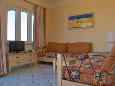 Photo for Calarossa 2507 apartment in Canneddi with WiFi, private parking & private roof terrace.