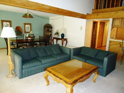 Photo for Trappers Condo with a Great View- Budget Friendly