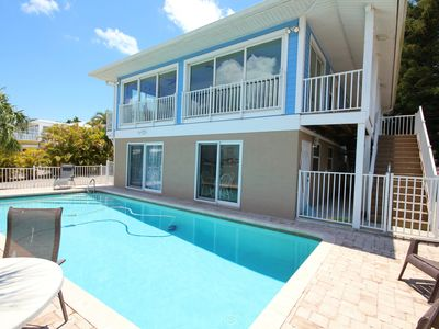 Photo for 331 Palermo Cir - Bay Front Home With Pool
