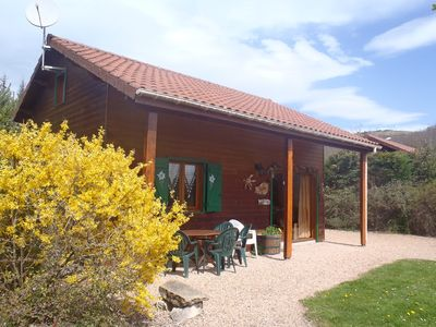Photo for Chalets of the vinegrande, cottage Le Griou