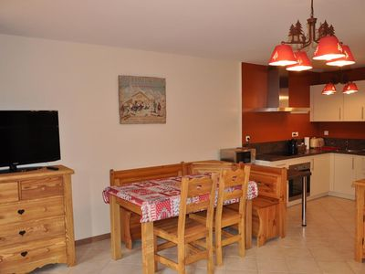 """Photo for Recent residence """"Florimontagne"""", located in the area of Contamines. Luxury residence with"""