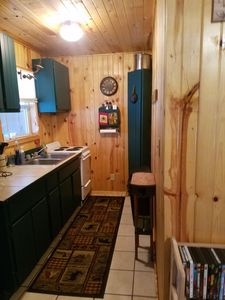 Kitchen all needed appliances included
