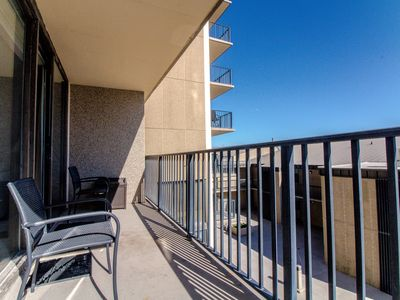 Photo for B304: 2BR Sea Colony Oceanside Condo! Steps to Private Beach, Pools and Tennis