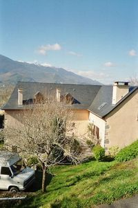 Photo for old house completely renovated, with garden overlooking the mountains