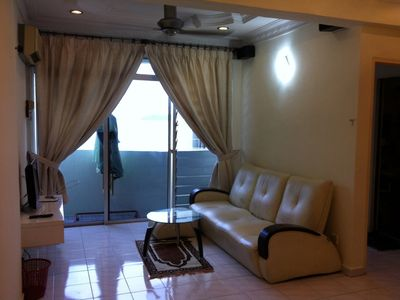 Photo for 3BR Apartment Vacation Rental in George Town, Penang