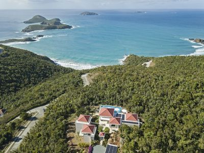 Photo for Viaggio ☆ Luxury Villa ☆ Incredible Views of Caribbean and Atlantic!