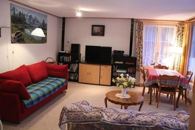 sitting room with 3d home cinema, 3dtv