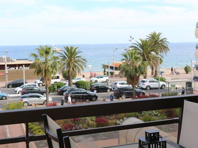 Photo for Luxury apartment full sea view Fréjus