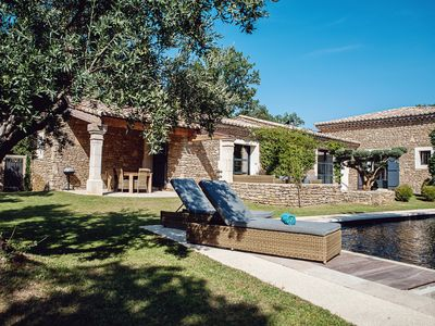 Photo for Gorgeous holiday home in the Drôme Provençale