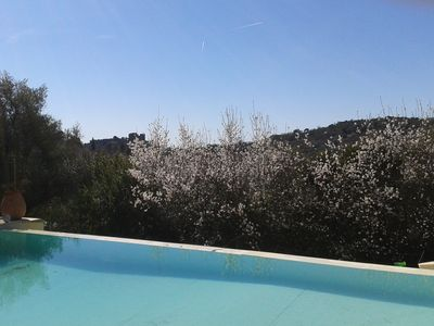 Photo for In a quiet villa, nice independent apartment Conditioning