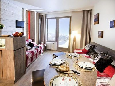 Photo for Résidence Pierre & Vacances Atria-Crozats **** - 3-room apartment 6/7 people Standard