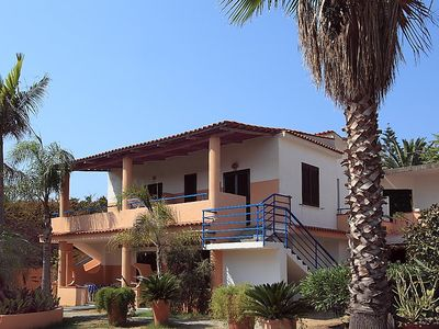 Photo for One bedroom Apartment, sleeps 4 in Capo Vaticano with Pool and WiFi