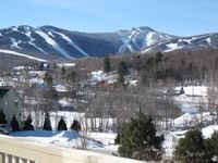 Mountain View is a beautiful home with a spectacular view of Killington mountain.