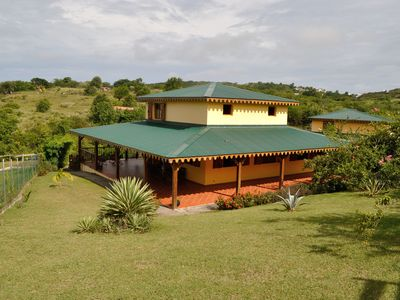 Photo for Superb villa with swimming pool, incredible view on the Atlantic ocean