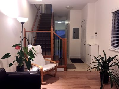 Photo for 2 Bedroom, 1.5 Bathroom, 900 Sq Ft Suite. Close To Amenities In North Vancouver