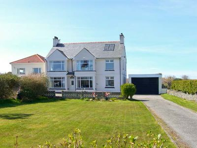 Photo for GABLES RETREAT, with a garden in Trearddur Bay, Ref 5579