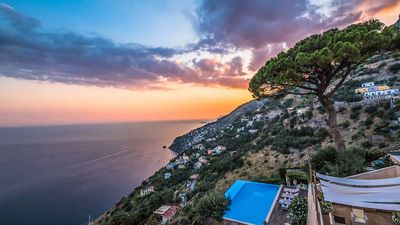 Photo for Amalfi Coast Luxury Villa Giulietta With Incredible View