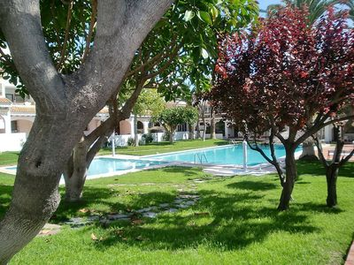 Photo for Apartment in El Campello with Parking, Internet, Washing machine, Pool (90787)