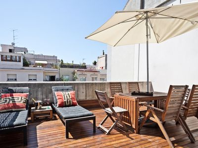 Photo for Executive Apartment with private terrace in Sarrià – Sant Gervasi