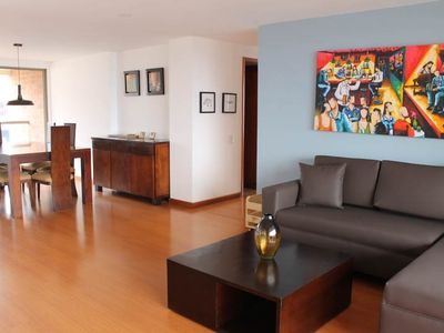 Photo for 3 beedroom apartment in Poblado