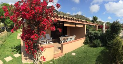 Photo for Independent villa in the heart of Costa Rei and 400 meters from the sea!