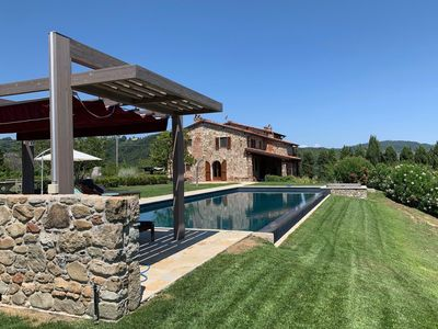 Photo for Country Villa in the Hills of Lucca || Casa al Colle