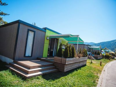 Photo for Camping Lake Moselotte **** - Mobil Home Taos 4 Rooms 6/8 People