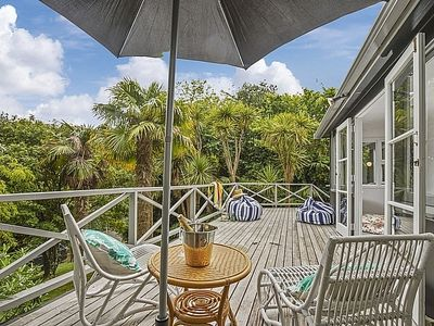 Photo for Palm Trees and Sea Breeze - Palm Beach Holiday Home