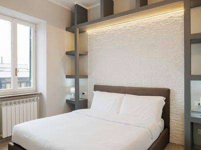 Photo for Modern flat 15 minutes walk from Vatican Museums