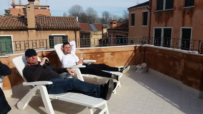 Photo for Chich appartment with terrace in venice