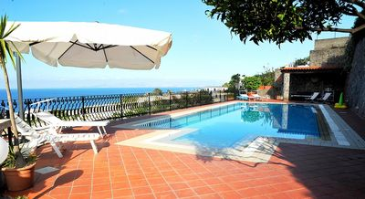 Photo for 2 bedroom Villa, sleeps 4 in Lacco Ameno with Pool and WiFi