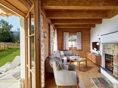 Photo for Chalet Wildrose - Lehenriedl Rose chalets
