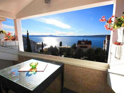 Photo for Holiday apartment Selce for 2 persons with 1 bedroom - Holiday apartment