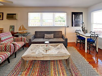Photo for 17AN: 2BR 2BA with patio Sleeps 6 In Old Town Port A Beach Cottage