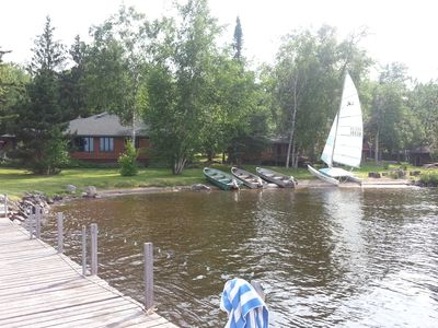 Historic Westhaven Lodge on Lake Vermilion - Since 1935