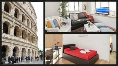 Photo for Modern Loft In 2,500 Year Old City | Colosseum 4 Mins Walk
